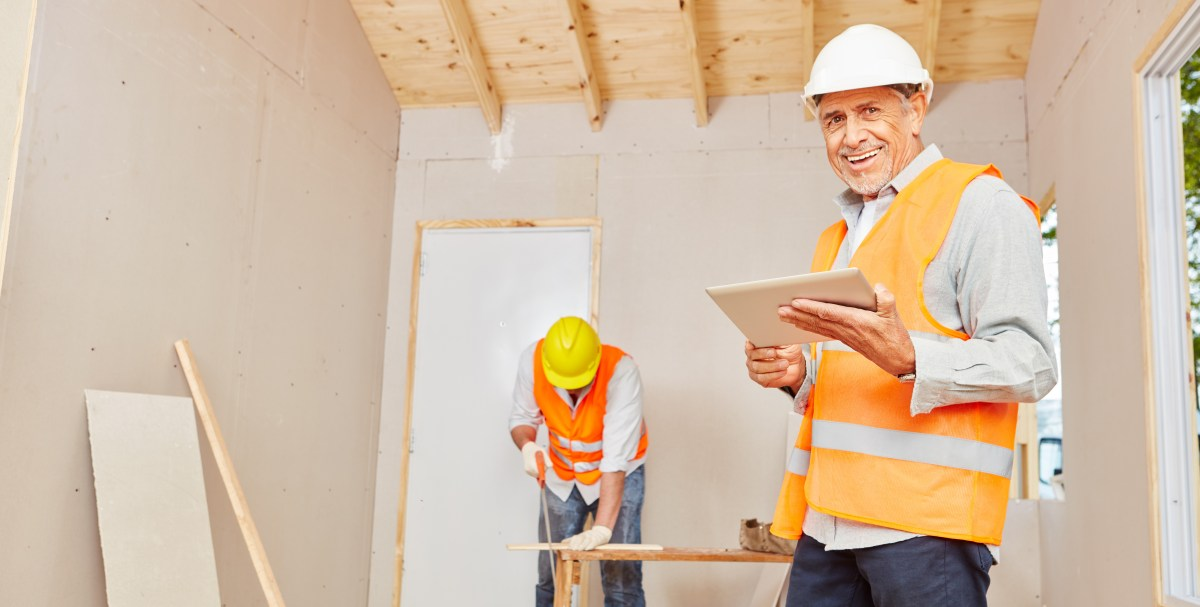 Use an experienced builder