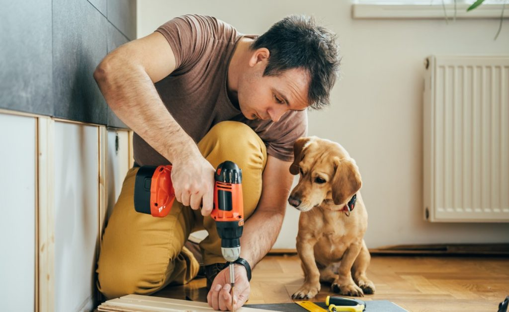 Own experience with home renovations