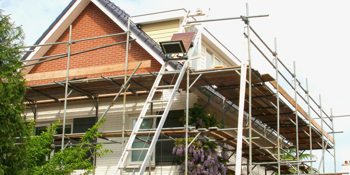 Safety by home renovation