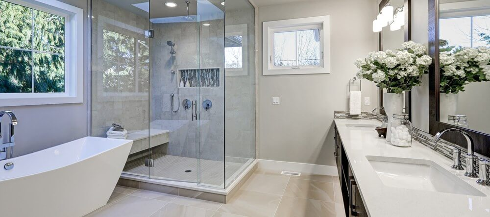 R A Paul Bathroom renovations Get stunning results with a bathroom reno specialist