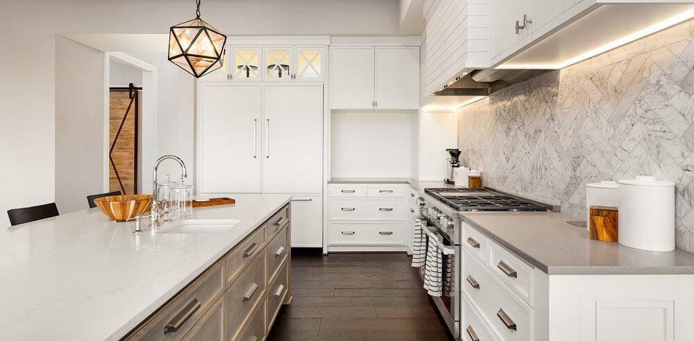 Kitchen renovations_Modern kitchen designs
